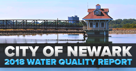 2018 Water Quality Report News Flash