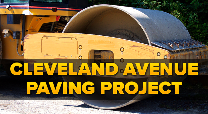 cleveland avenue paving project