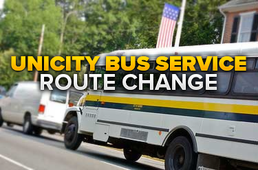 unicity-route-change