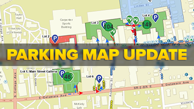 Parking Map Update Thumbnail
