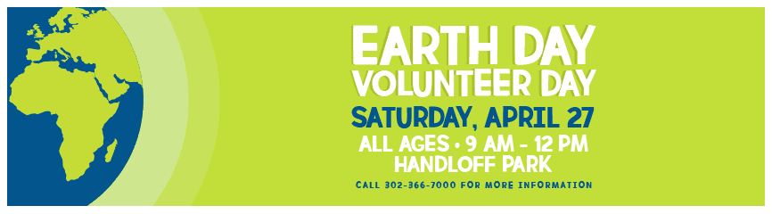 Earth day Volunteer Day