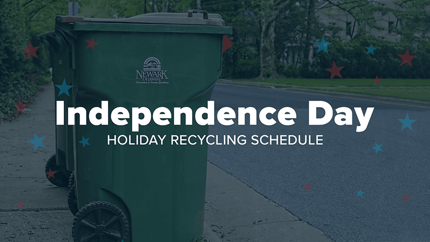 Independence Day Recycling Change Website