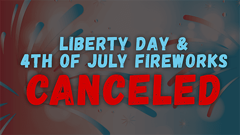 July 4 Fireworks Canceled