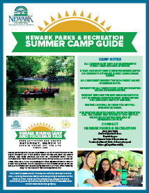 Cover of the Summer Camp Guide