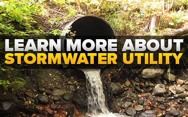 Learn More About Stormwater Utility