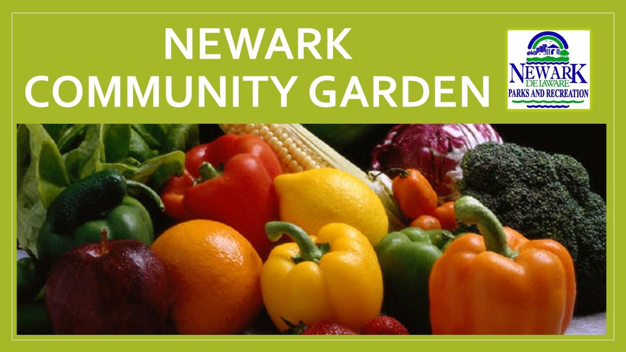 Newark Community Garden