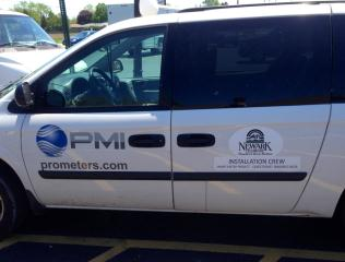 PMI Contractor Vehicle